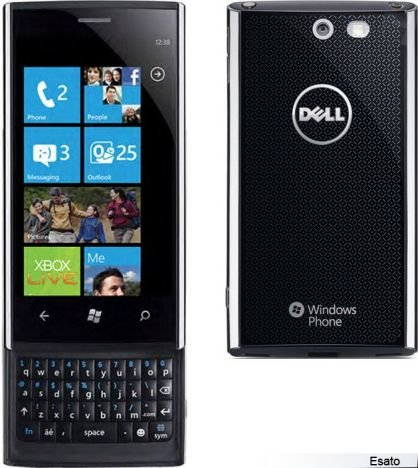 Dell Venue Pro Mobile Phone